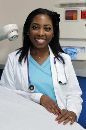 Myiesha Taylor, MD, FACEP